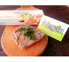 Pate tipo tonno vegan - Wave fish tuna style
