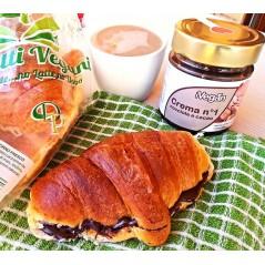 Composta di ananas e zenzero senza zucchero senza glutine