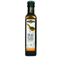 Olio di semi di lino 250ml