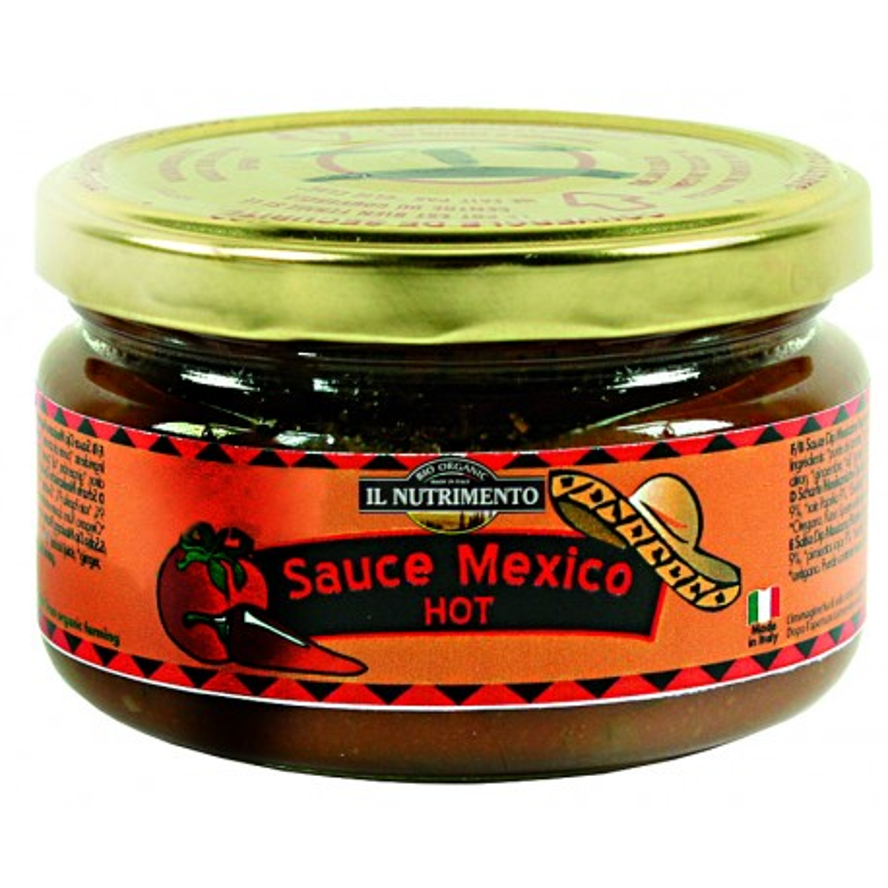 Salsa messicana hot