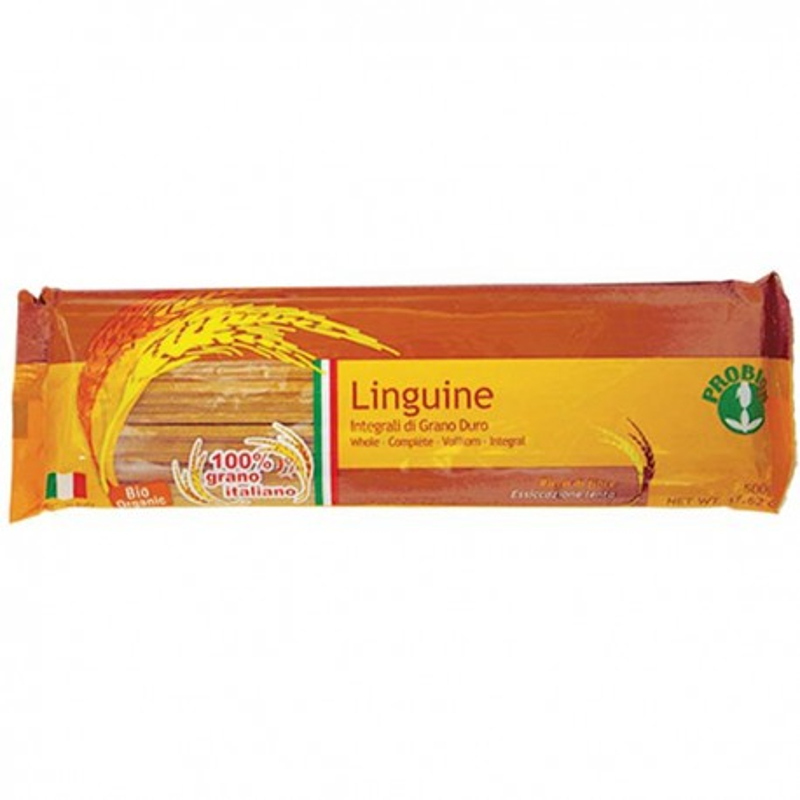Linguine di frumento integrale