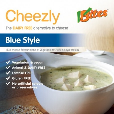 Formaggio tipo Blue cheezly