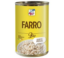 Farro pronto in latta-Bio