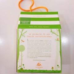 Tavoletta cioccolato bio Matcha Tea