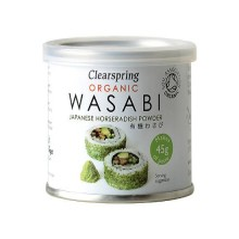 Wasabi in polvere