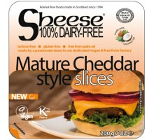 Sheese a fette Mature Cheddar Style Melty