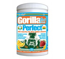 Gorilla Pro Source Perfect Banana e Fragola - Proteine Vegan