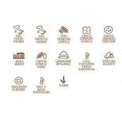 Biscotti Krumi di Akrux con succo di agave