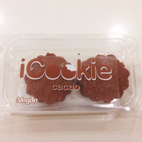 iCookie biscotti  Cacao