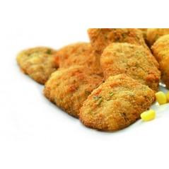 Biscotti artigianali bio-Tozzetti al cioccolato