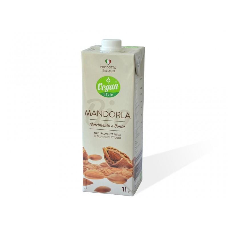 Latte di riso Bio con cannuccia Milli! 500ml