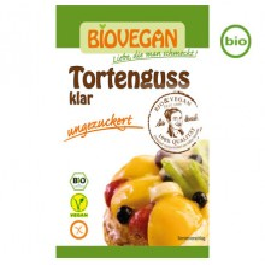 Gelatina lucida per copertura dolci 6g - bio senza glutine (2 bustine)