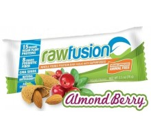 Raw Fusion Almond berry proteica MAXI