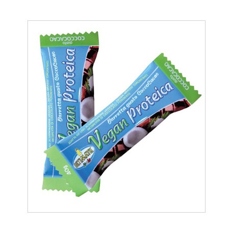 24 x Barretta Vegan Proteica - Big Pack