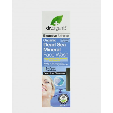 Dead Sea Mineral Face wash