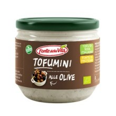 Tofumini alle olive Fonte della vita