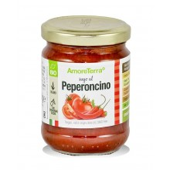 Sugo al peperoncino bio 190g AmoreTerra