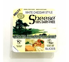 Sheese a fette White Cheddar Style Melty