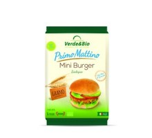 Panini Mini Burger Vegani