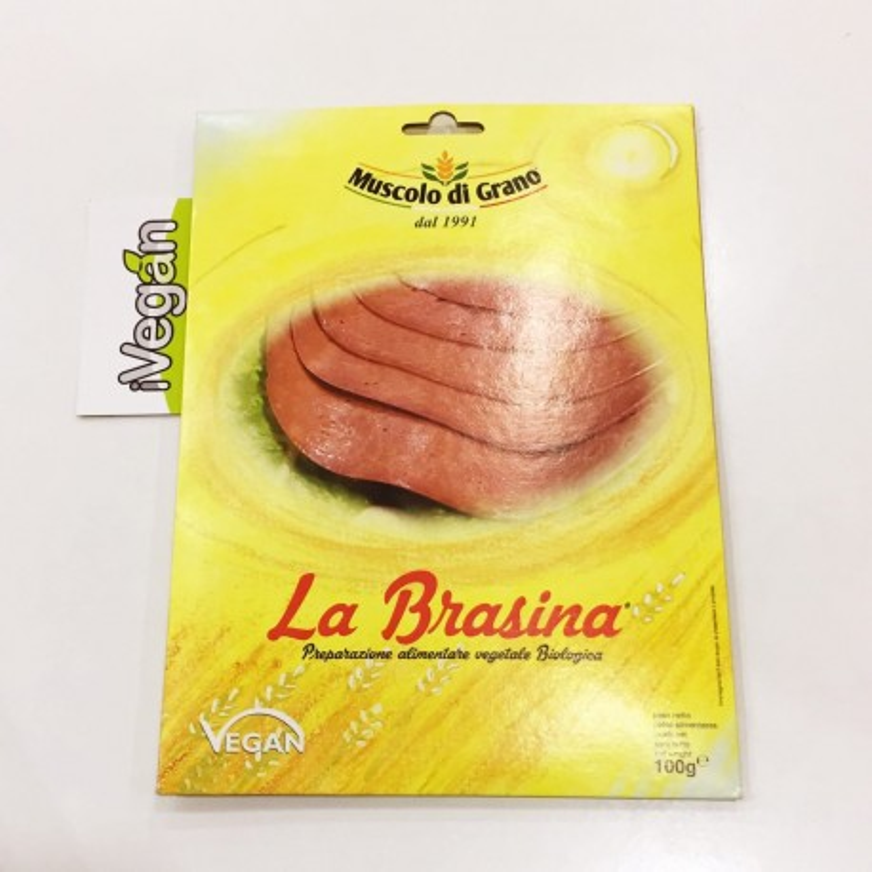Affettato bresaolina