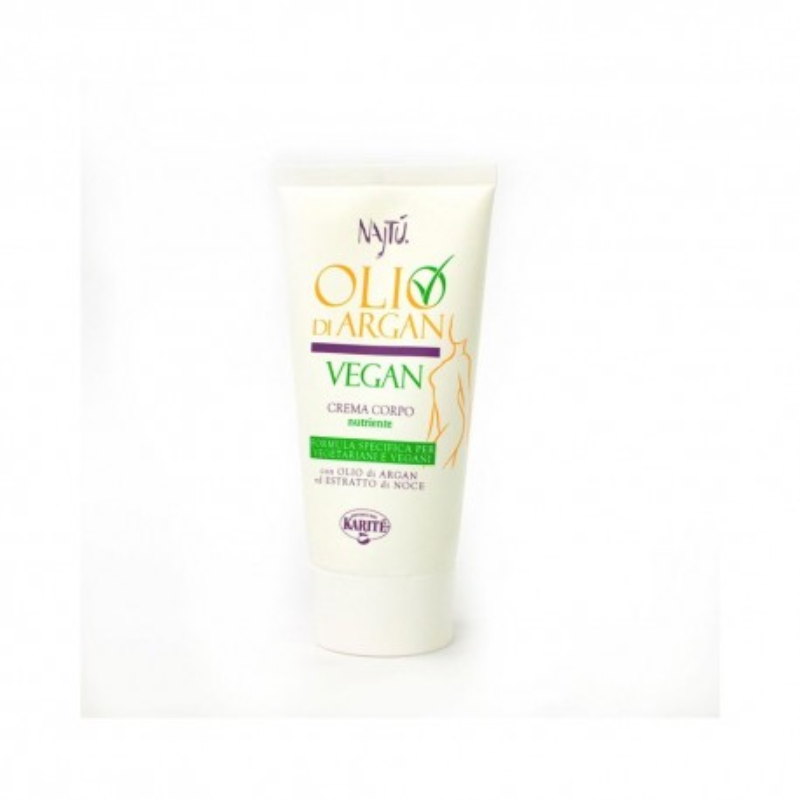 Crema corpo nutriente Olio di Argan
