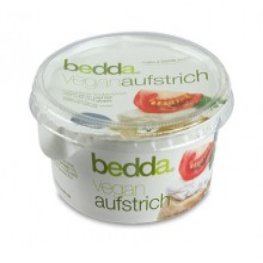 Cremoso naturale Bedda - Alternativa al formaggio cremoso fresco