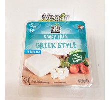 Alternativa alla feta Greek Style Vegan Island