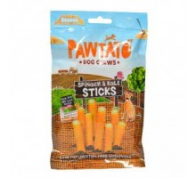 Snack per cani Benevo Pawtato Sticks Spinach and Kale