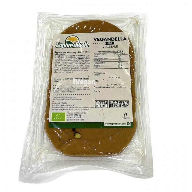 Burger vegetale Po bio TuttAltro