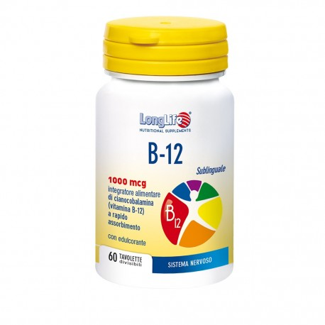 Vitamina B12 sublinguale 60 compresse