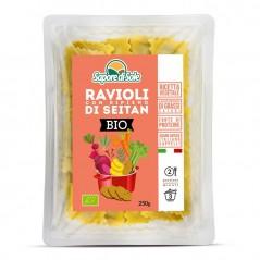 Dadi vegetali gran verdura con olio evo