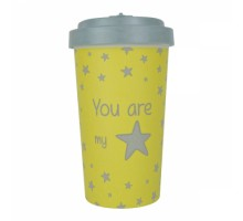 BAMBOO CUP YOU ARE MY STAR