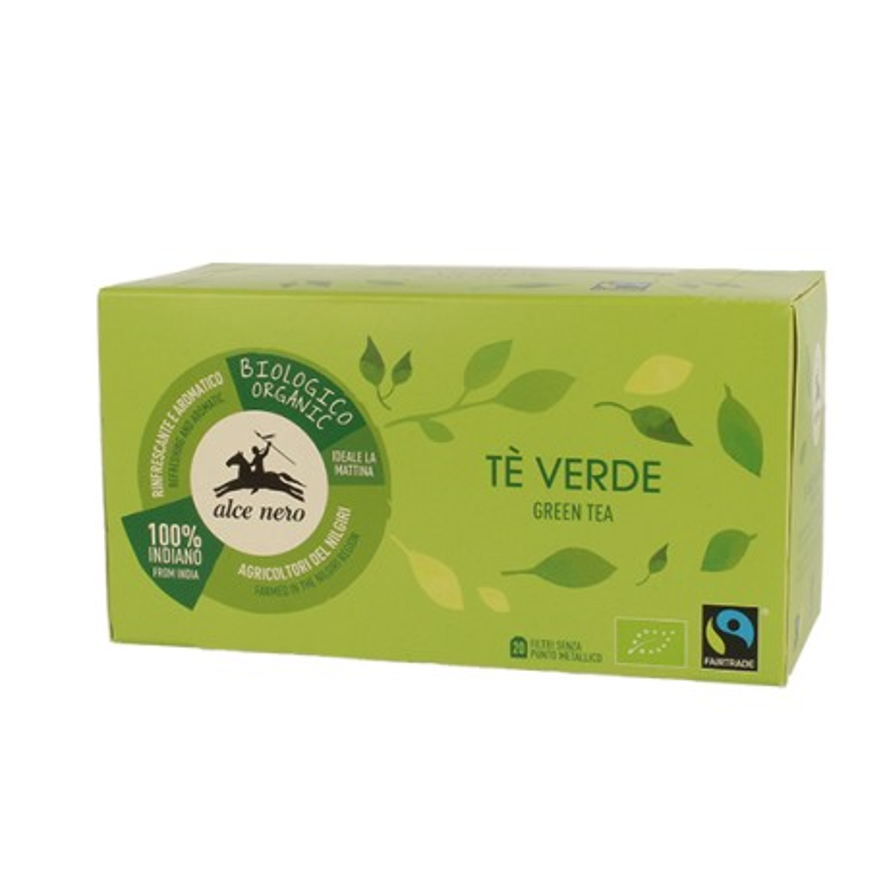 Tè Assam alla vaniglia Bio