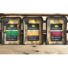Uovo di cioccolato Bio fair traid con anacardi