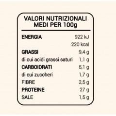 Farina di semi di canapa AbcBio 300g