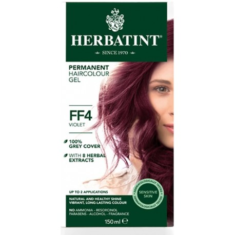 Tinta per capelli Prugna FF3