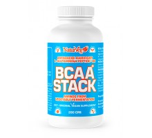 BCAA STACK - 200 compresse