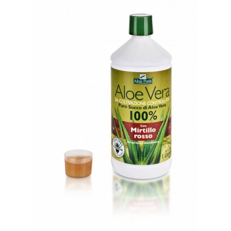 Aloe Pura - Aloe Vera Mirtilli