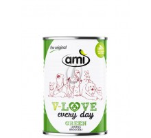 Amì Love dog Green umido 400g