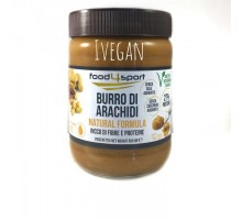 Burro di arachidi 700gr. Smooth food4sport
