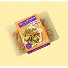 Veg Burger con semi di canapa e semi misti