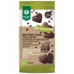 Barretta di cioccolato con ciliegie Vivani Black cherry