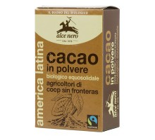 Cacao in polvere bio fairtrade