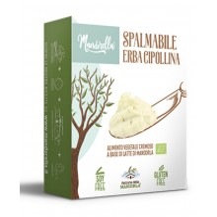 Mandorella spalmabile naturale Bio Alternativa al formaggio fresco