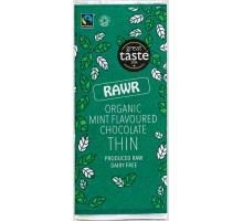 Barretta RAWR  MENTA e cioccolato - AFTER EIGHT - thin