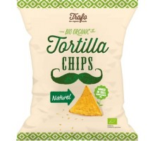 Tortilla chips di mais Bio