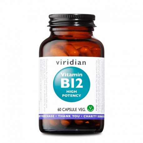 VITAMIN B12 HIGH POTENCY - virdian