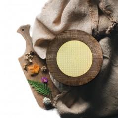 Re-cotta vegan di mandorla salata