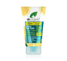 Detergente viso Tea tree Face wash