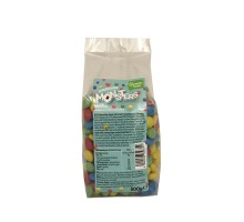 Monsters 500g -Bottoni di cioccolato confettati tipo smarties